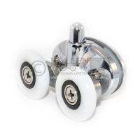 Untere Doppelrolle B35 für duschkabinen