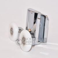 Doppelrolle W27 für duschkabinen