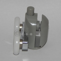 Untere Doppelrolle B43 für duschkabinen